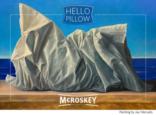 Hello Pillow and Pillows