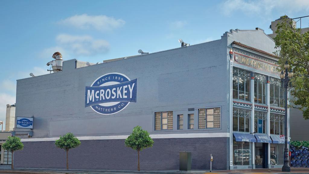 McRoskey SF Showroom Exterior